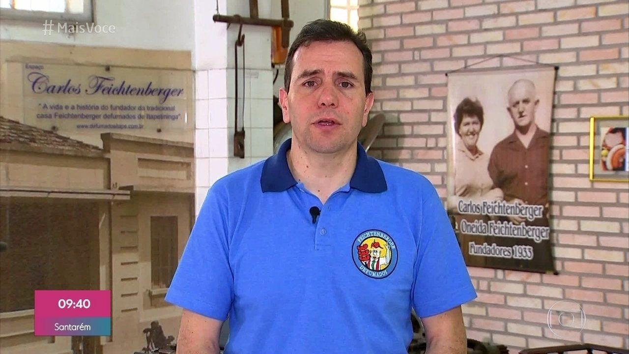 'A Melhor Linguiça do Brasil': Rogério Feichtenberger