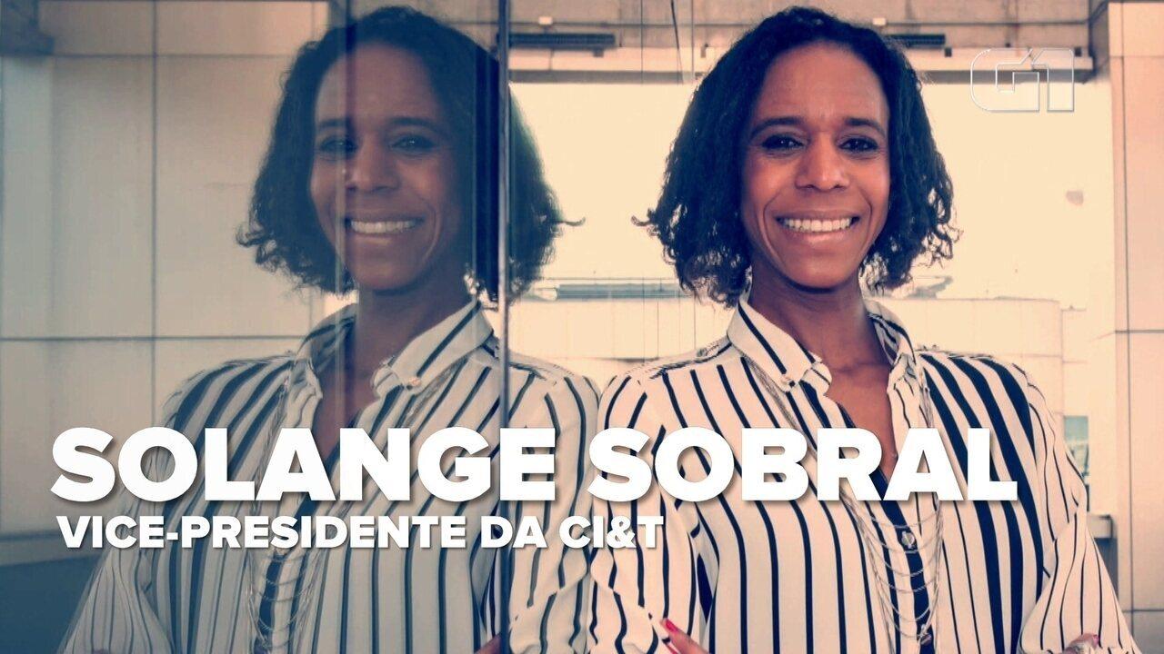 Negros na Liderança: Solange Sobral