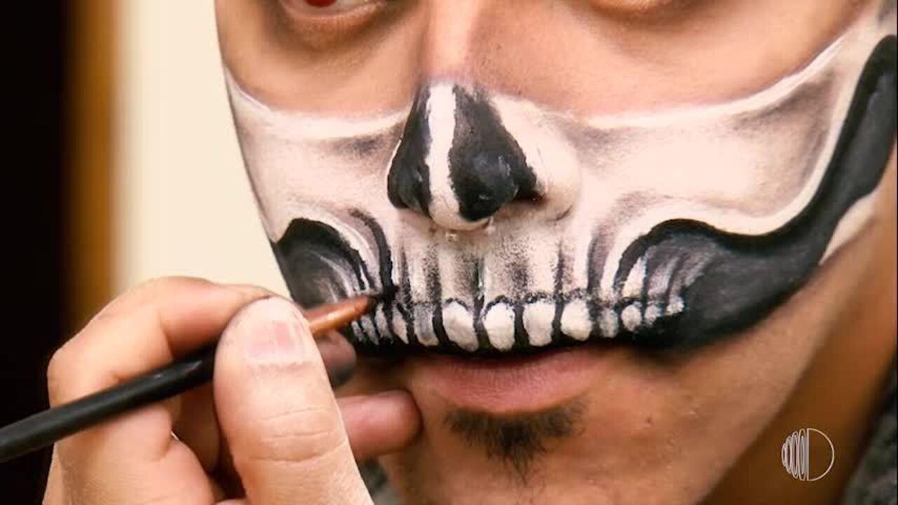 Meu Talento é Mais: conheça o Guilherme, ele é maquiador artístico