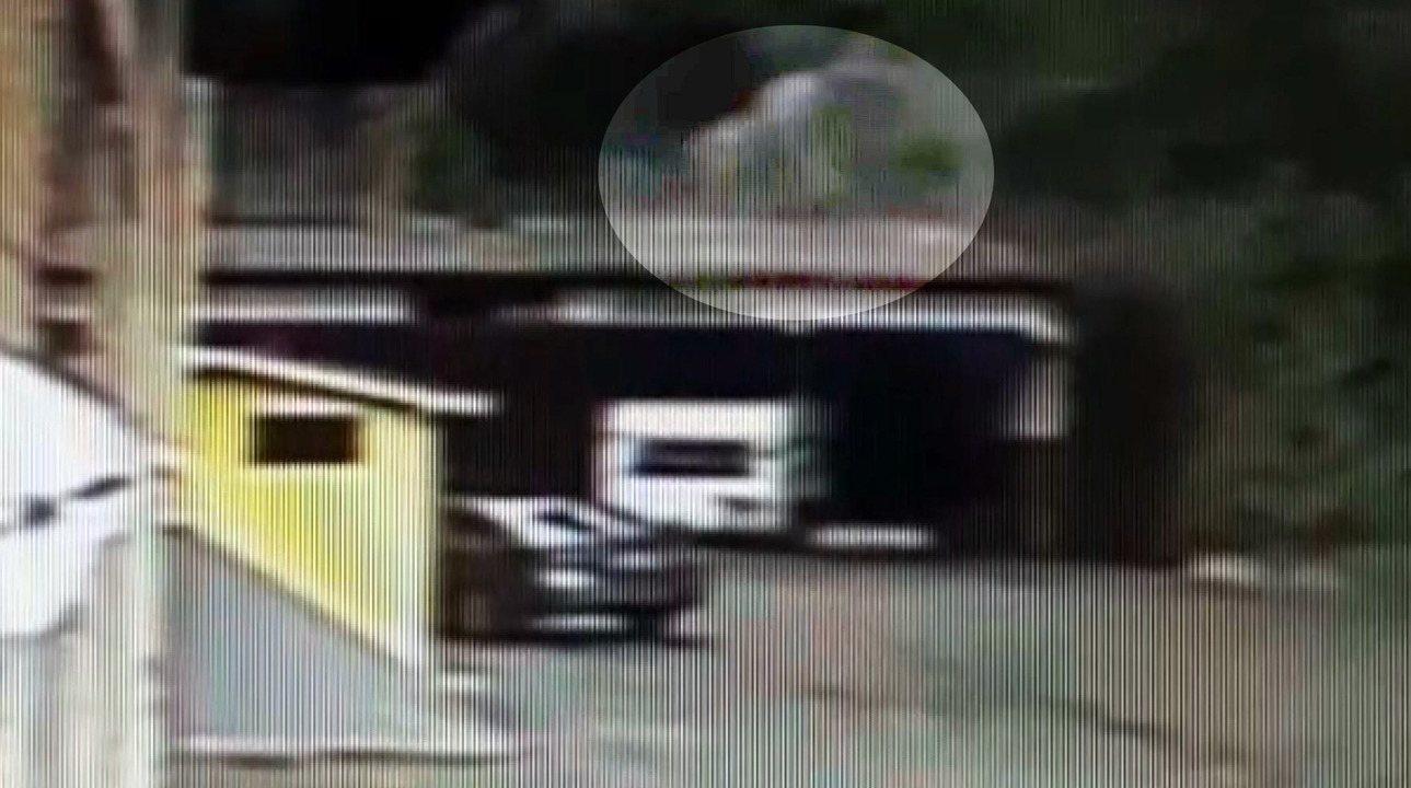 Vídeo mostra momento em que bondinho de teleférico cai sobre telhado em Poços de Caldas
