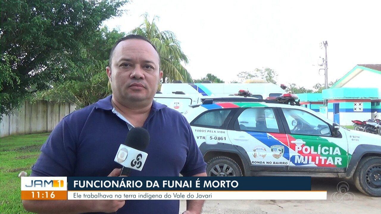 Funcionário da Funai é morto a tiros enquanto conduzia motocicleta em Tabatinga