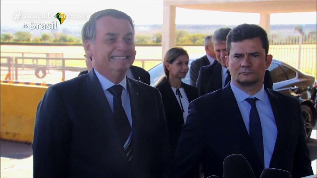 'Isso a Globo Não Mostra #34': clipe paquerei