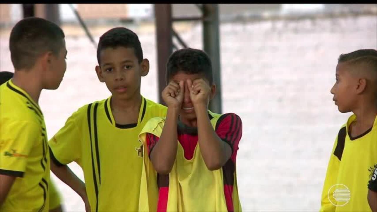 Taça Clube Sub 11 reacende esperança de crianças e escolinhascomeçam preparação