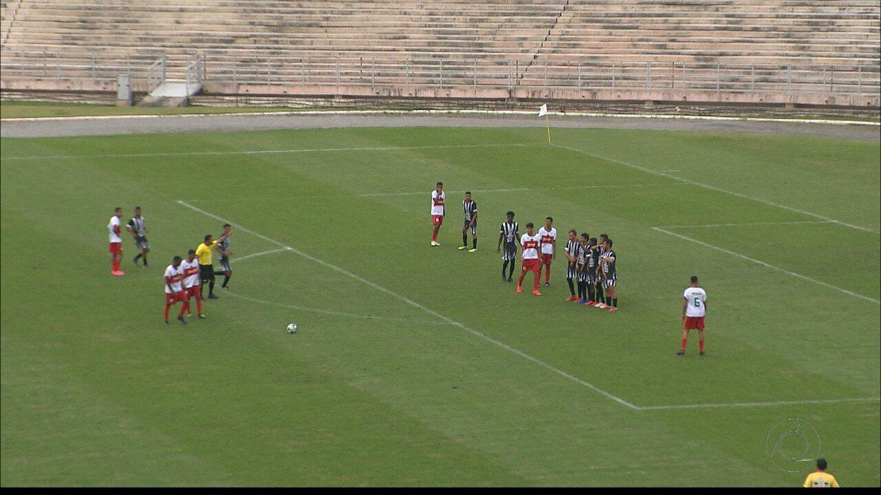 Confira os gols de Picuiense x Sabugy pela 2º divisão do Paraibano