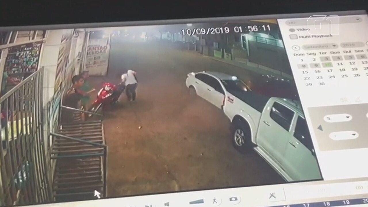 Ciclista morre após ser atingido violentamente por carro, em Macapá