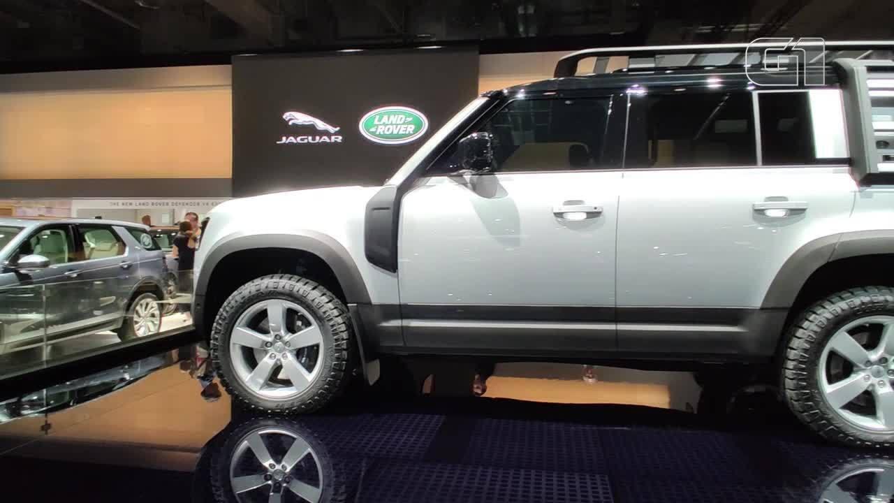 Frankfurt Motor Show 2019: Land Rover Relaunch Defender