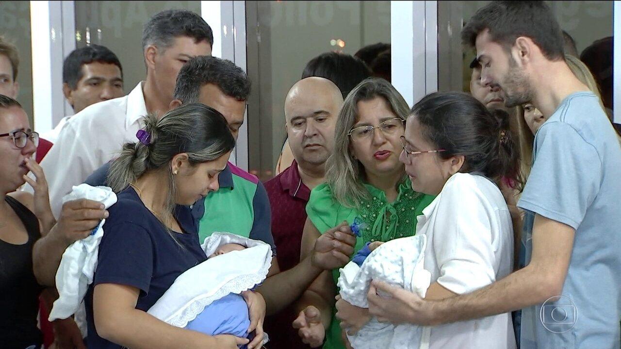 Técnica de enfermagem é indiciada pela troca de bebês em hospital da Grande Goiânia