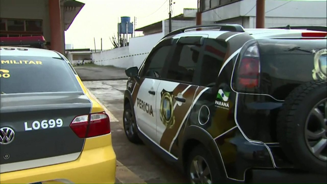 Polícia prende homem suspeito de assassinar mulher e bebê, em Cascavel