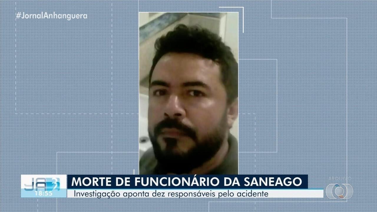 Polícia indicia dez funcionários da Saneago pela morte de trabalhador no Rio Meia Ponte