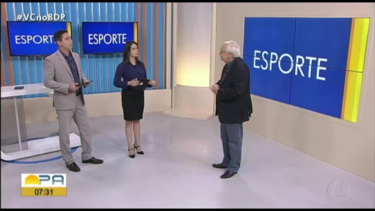 """Ivo vê três """"adversários"""" do Papão por anulação e avalia chances: """"10%"""""""