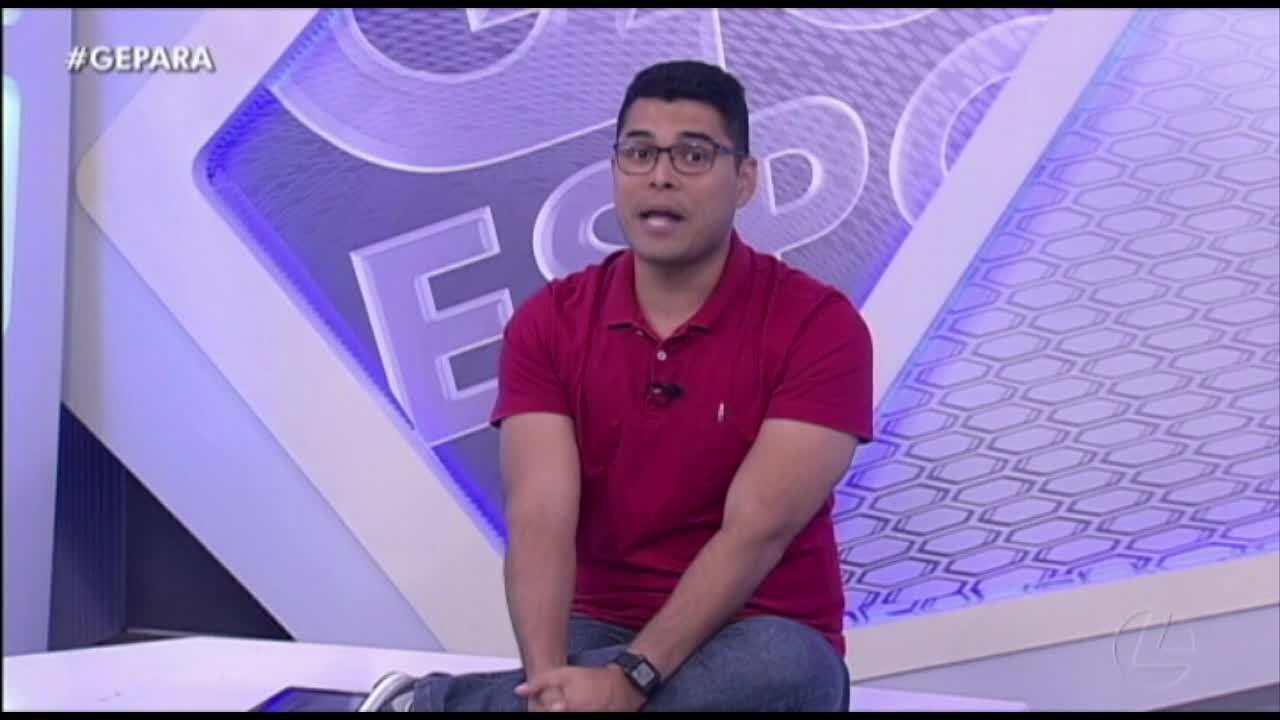 Veja a íntegra do programa Globo Esporte Pará desta sexta-feira, dia 13