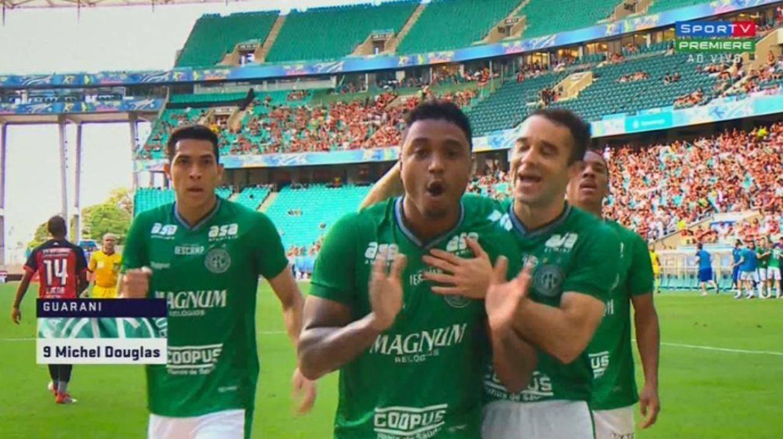 Os melhores momentos de Vitória 0x1 Guarani, pela 22ª rodada da Série B
