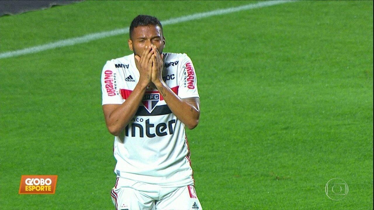 São Paulo empata com o CSA, e Caio Ribeiro comenta sobre declaração de Daniel Alves