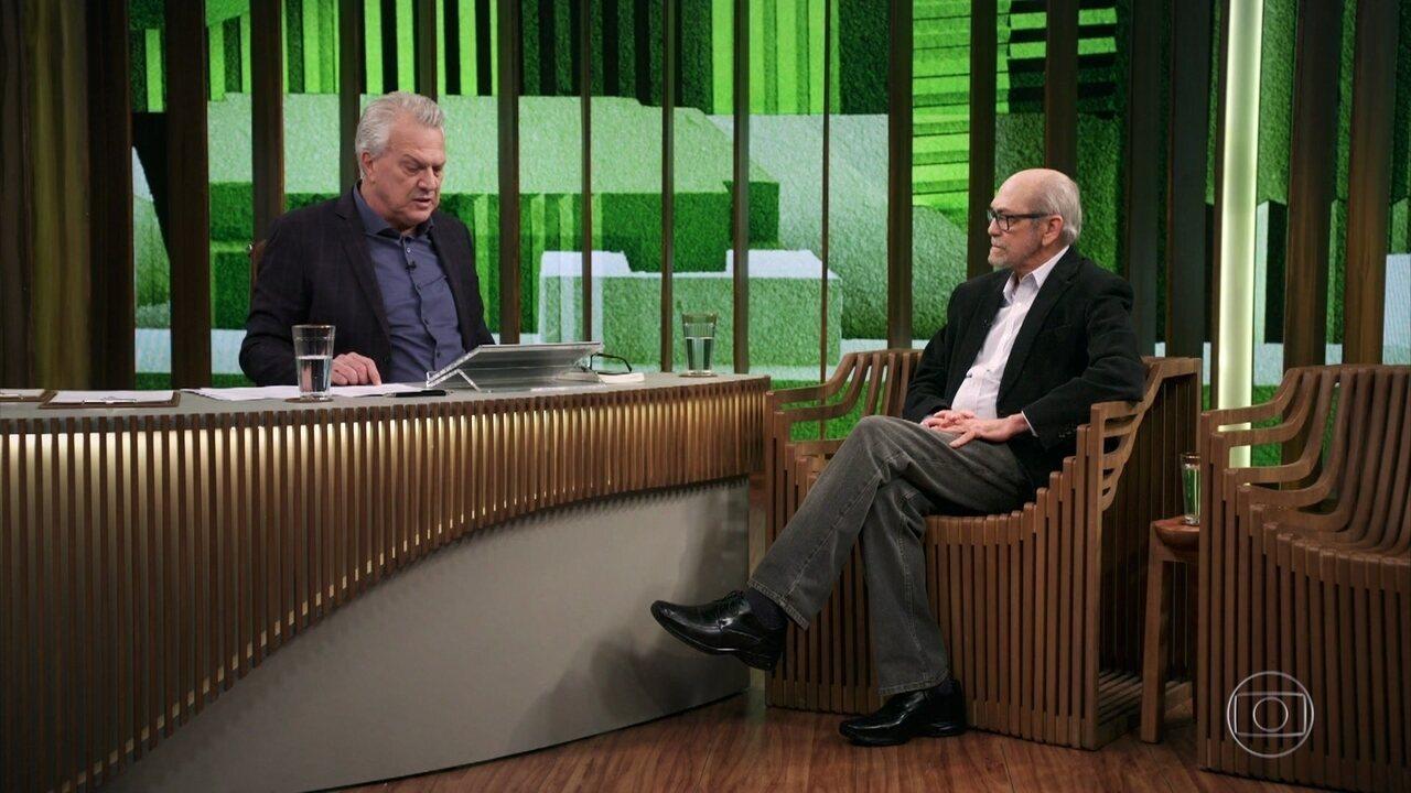 Maklouf lembra que Bolsonaro ganhou destaque depois de publicar um artigo na revista Veja