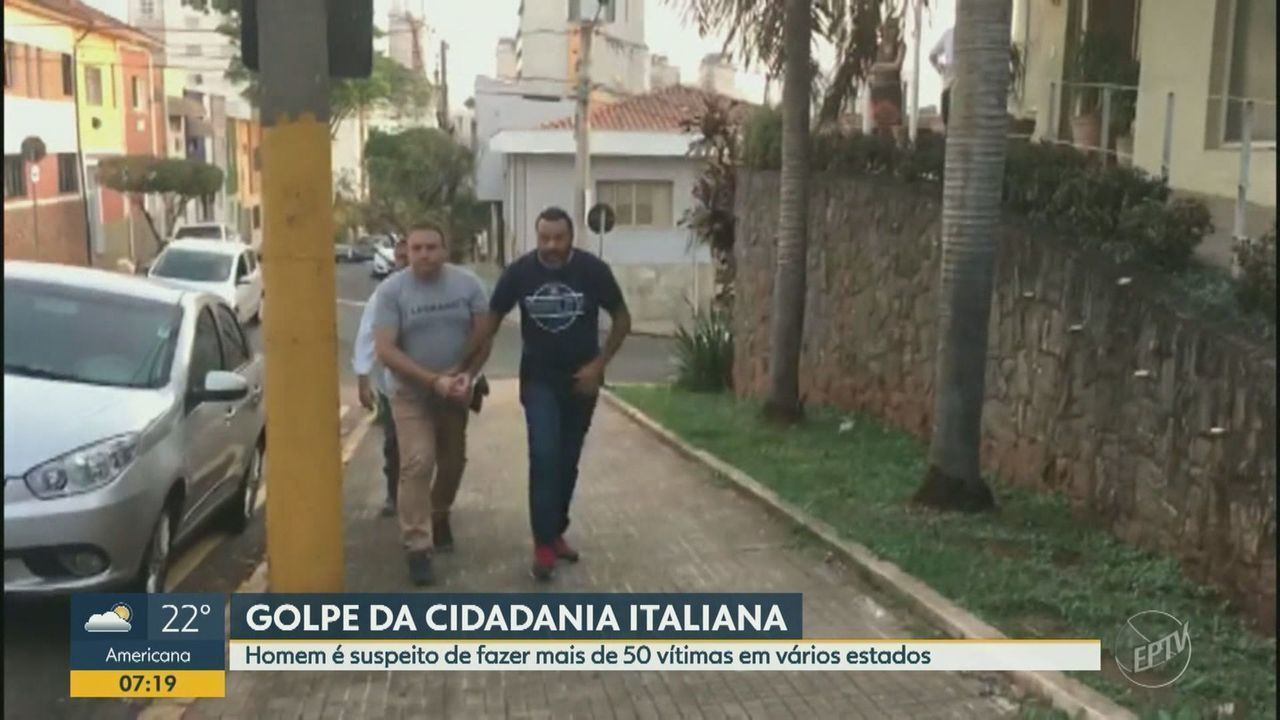 Homem é preso em Piracicaba suspeito de estelionato