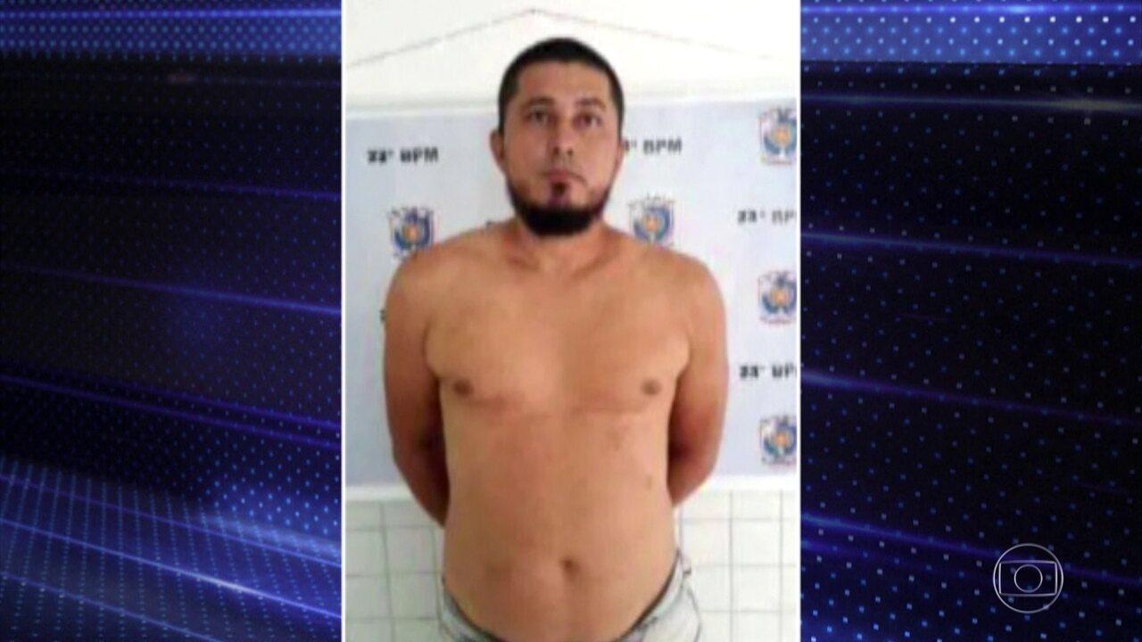 Polícia prende em Pernambuco o Zé do Rolo