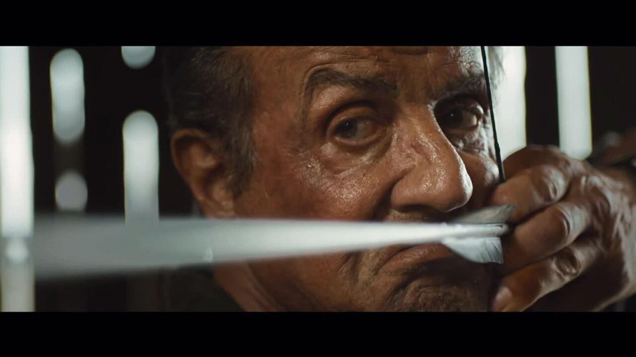 """Quinto filme da série """"Rambo"""" é o destaque nas estreias da semana no cinema"""