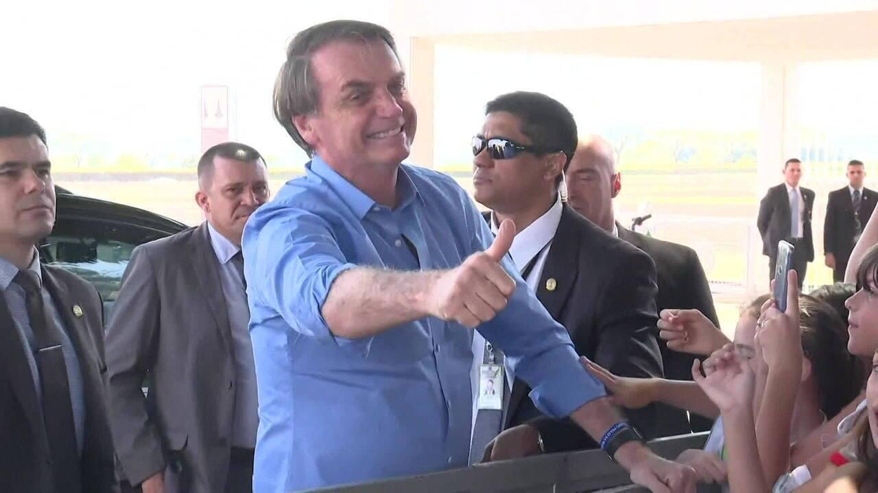Bolsonaro se recupera bem e vai à Assembleia Geral da ONU, diz governo