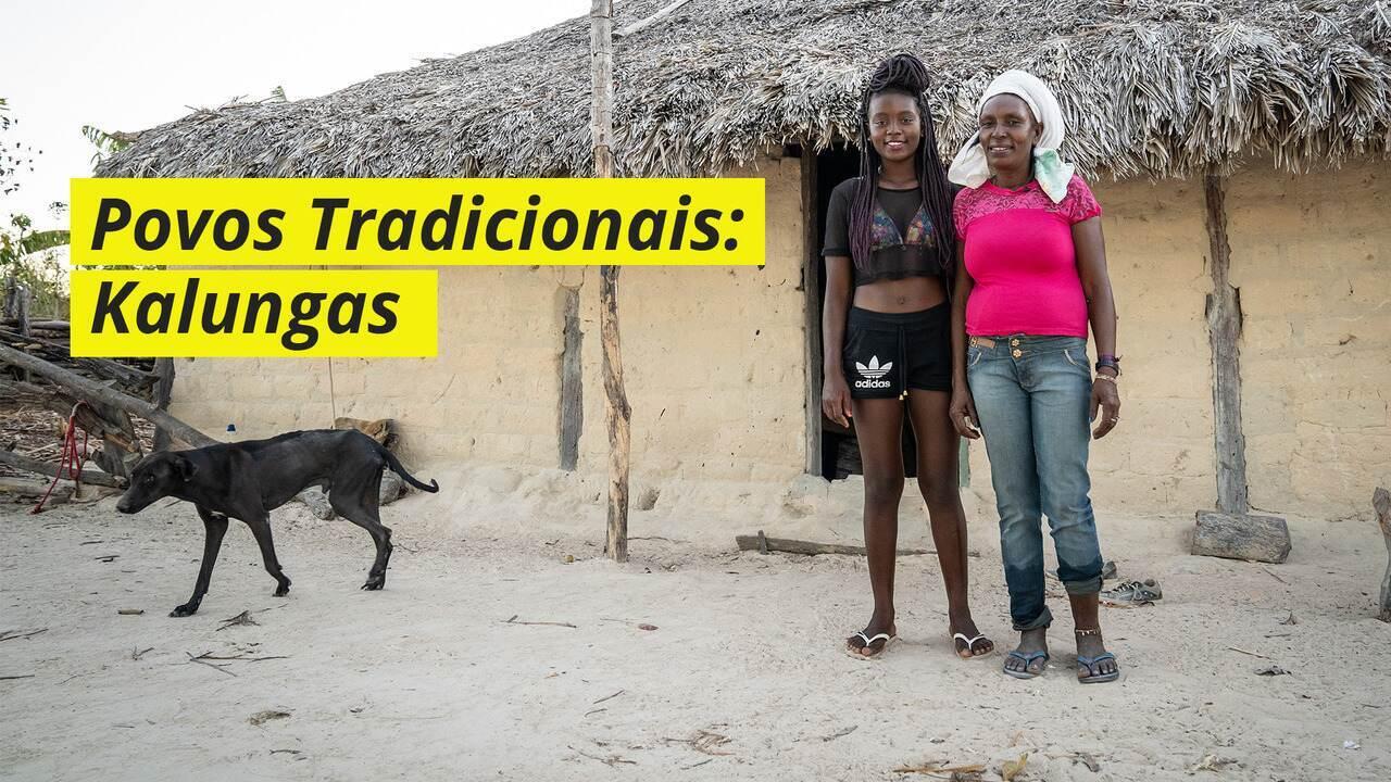 Kalunga, maior território quilombola do país, preserva o cerrado em Goiás
