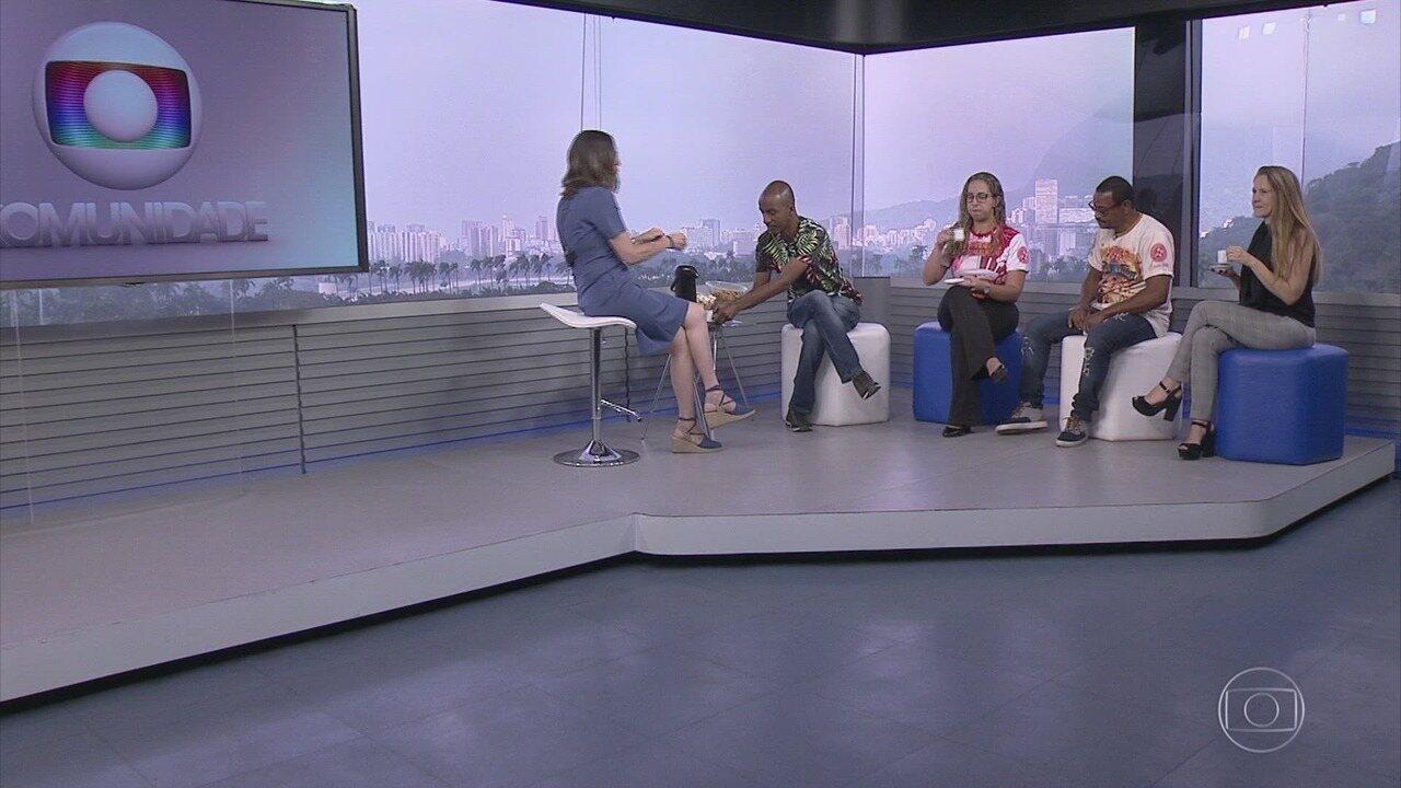 Globo Comunidade RJ - Edição de 22/09/2019 - Noticiário que traz assuntos de interesse da comunidade, como qualidade de vida e urbanismo.