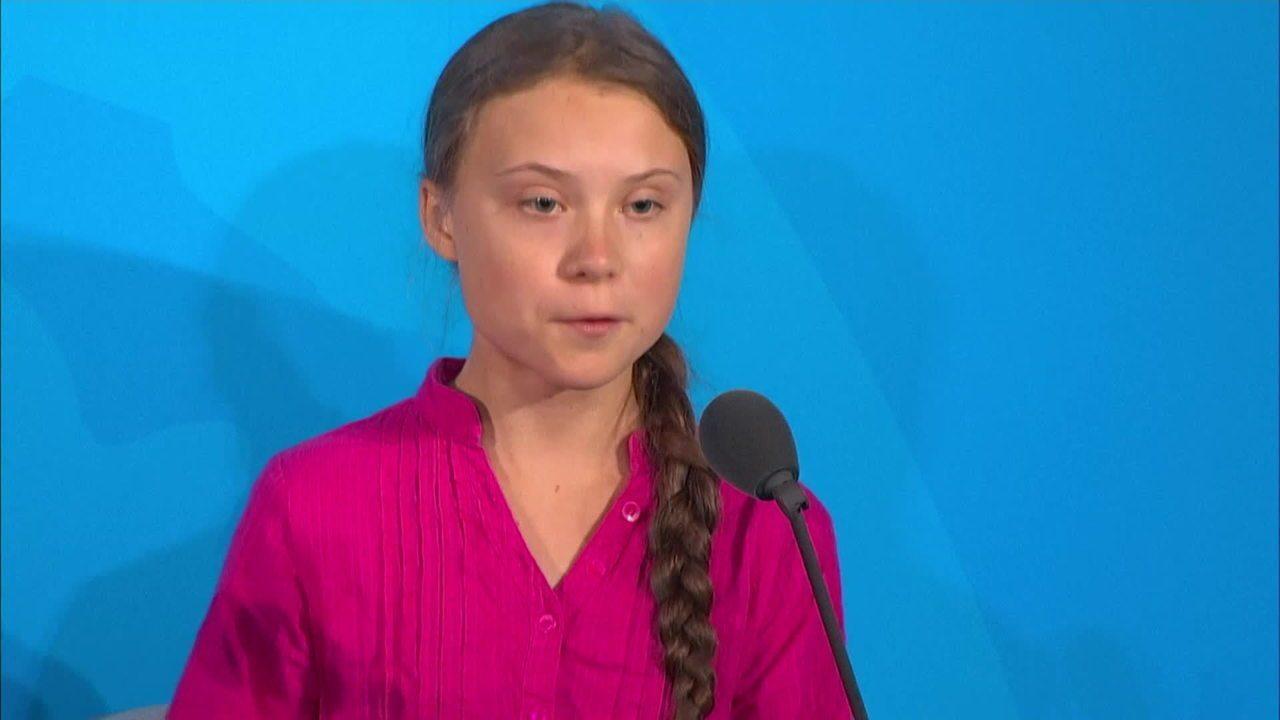 Bolsonaro chega a NY para Assembleia Geral da ONU. Greta Thunberg faz discurso impactante