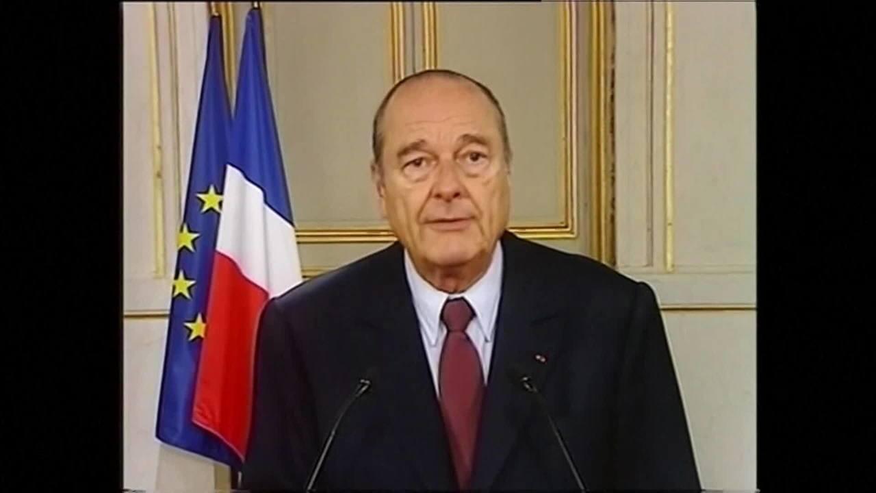 Morre Jacques Chirac, ex-presidente da França, aos 86 anos