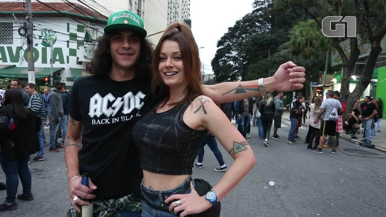 Is This Love? Antes do Rock in Rio, fãs do Whitesnake mostram que existe amor no rock