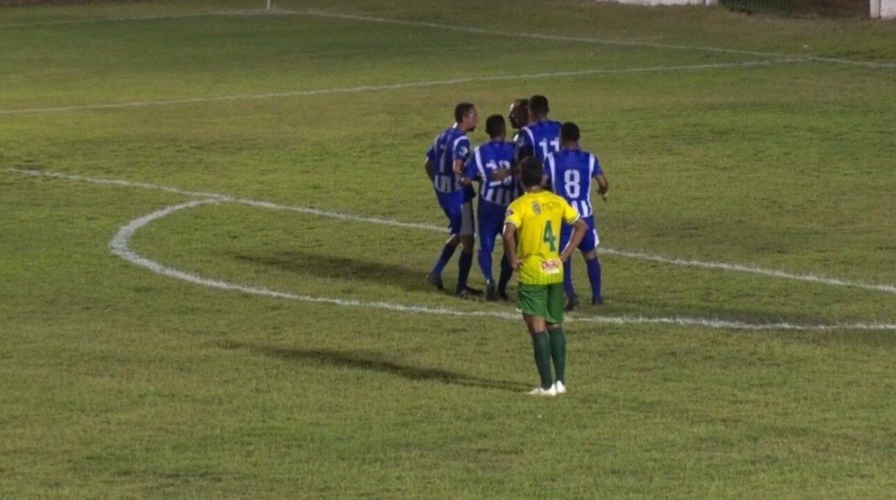 Gol do Comercial-PI é anulado em duelo contra o Picos pela Série B do Piauiense