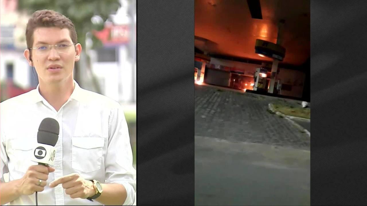 Ceará registra 109 casos de ataques em 11 dias