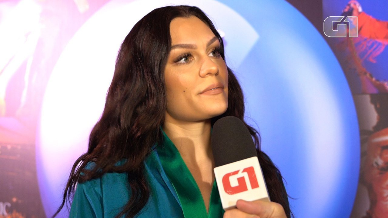 Jessie J no Rock in Rio... Ou Coach in Rio?