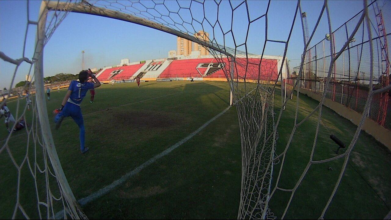 Melhores momentos de Ponte Preta 0x1 Fluminense pela 17ª rodada do Campeonato Brasileiro Sub-20