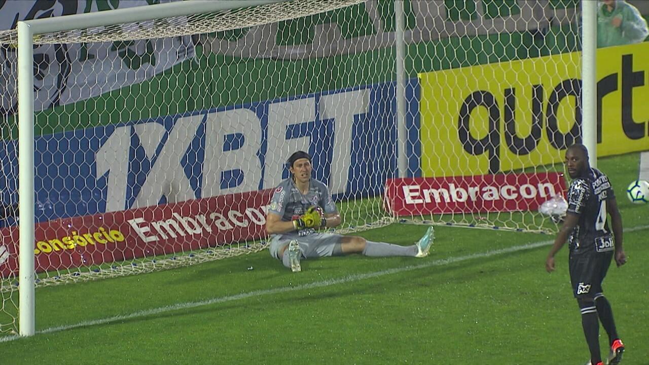 Melhores momentos de Chapecoense 0 x 1 Corinthians, pela 21ª rodada do Brasileirão
