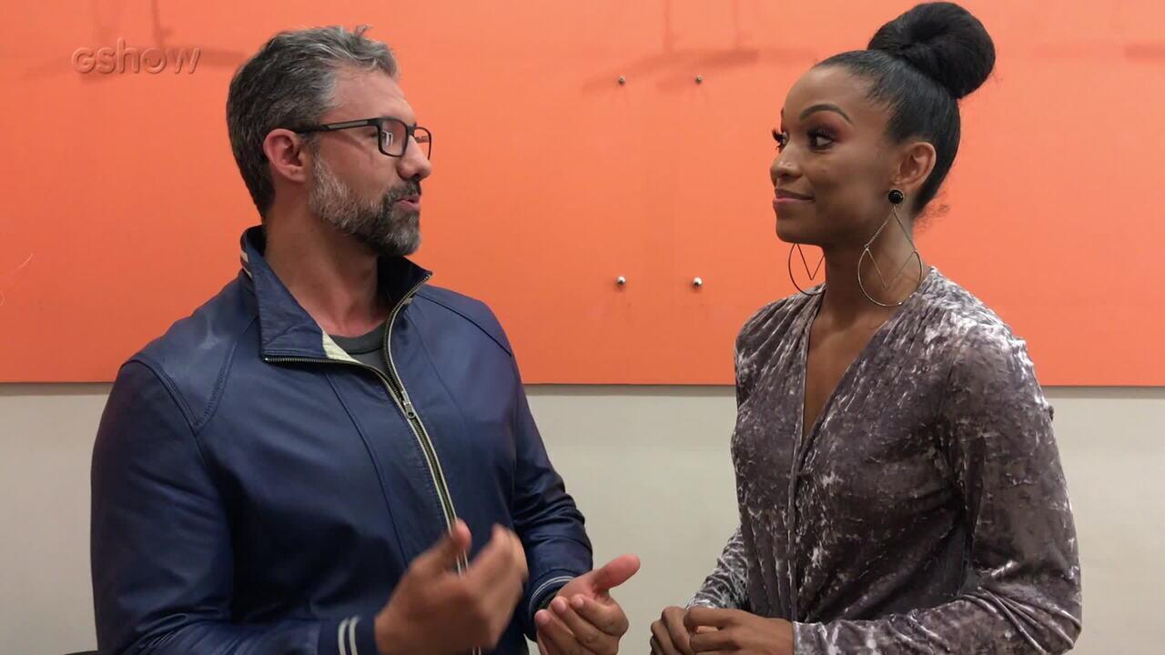 Octávio Nassur avalia performance do funk no 'Dança dos Famosos'