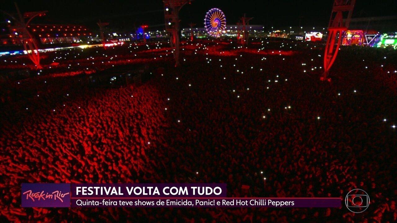 Slayer, Scorpions e Iron Maiden comandam a noite mais pesada do festival