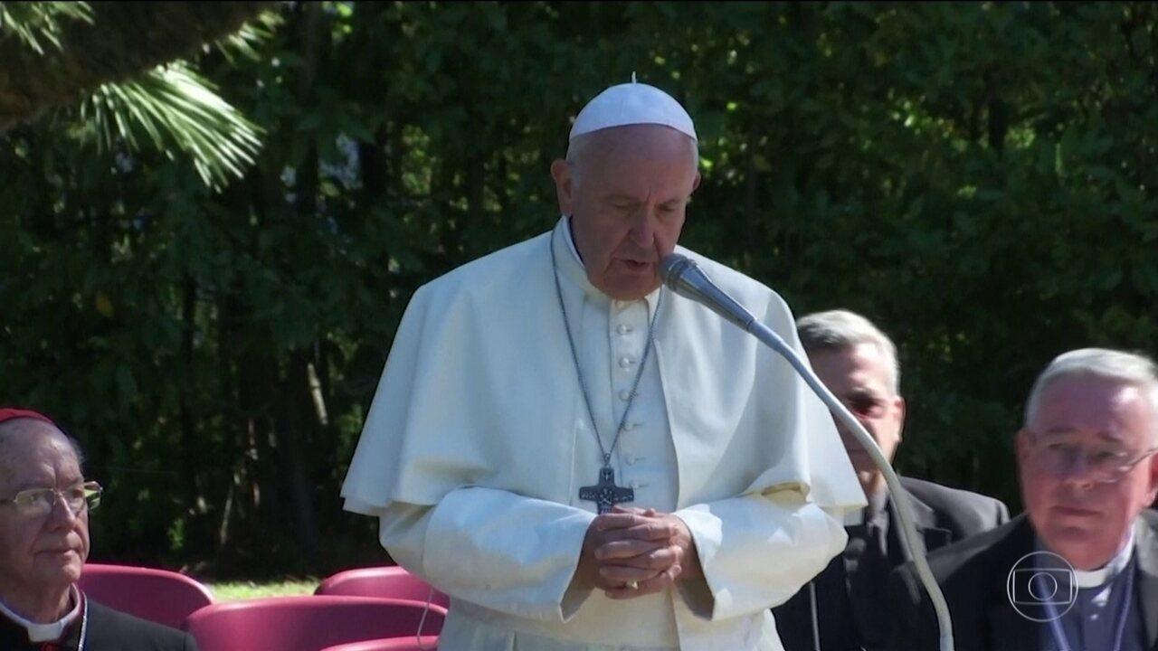 Vaticano prepara o Sínodo da Amazônia para discutir os desafios da região