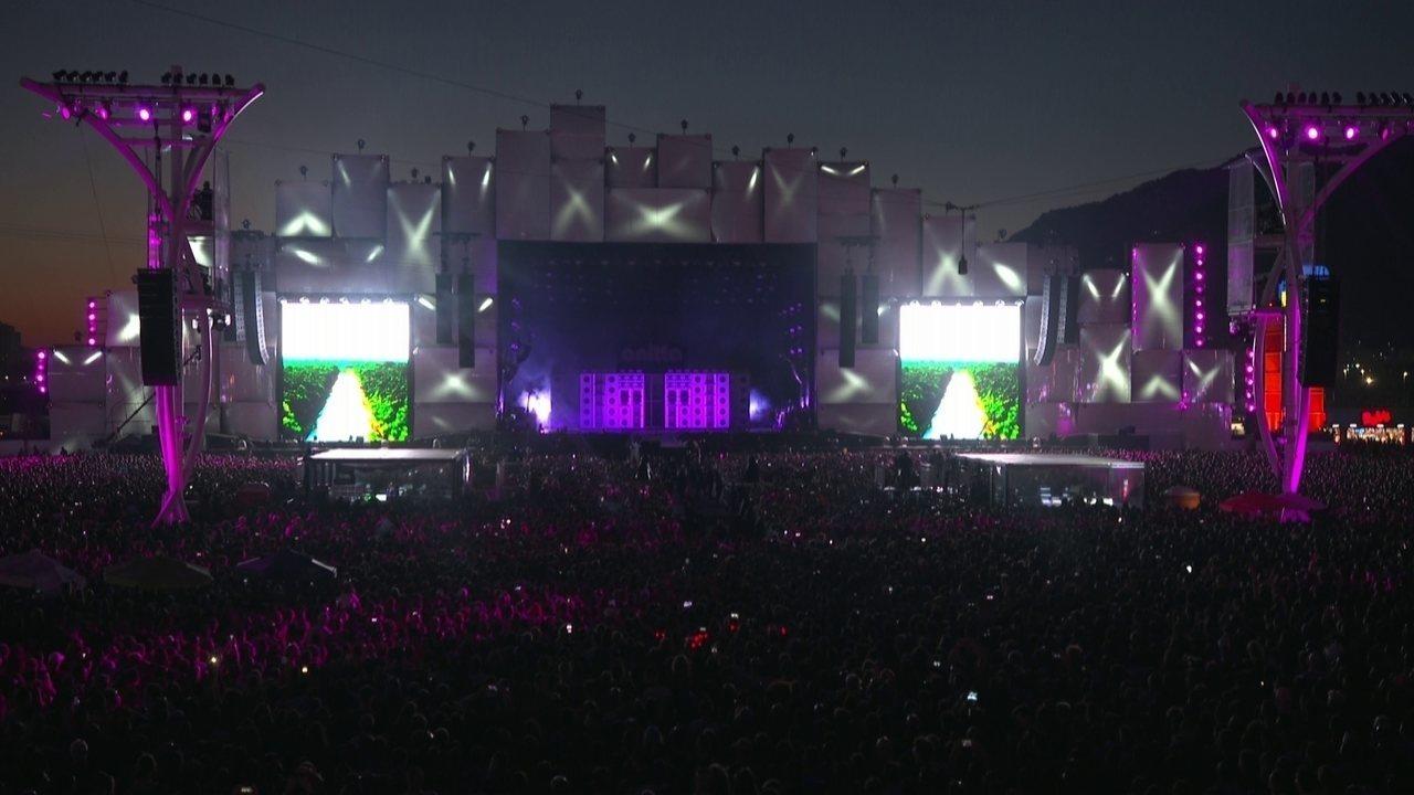 Show de Anitta faz menção à Amazônia no Rock in Rio