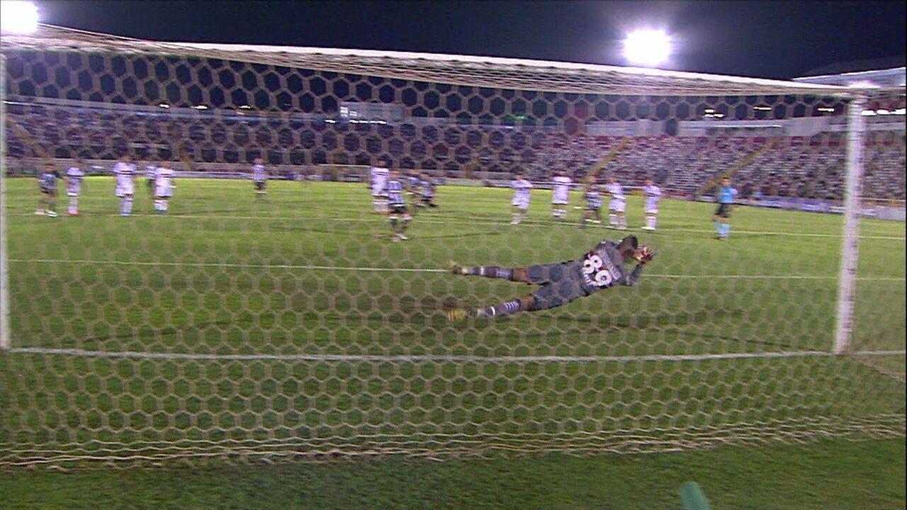 Melhores momentos: Botafogo-SP 0 x 0 Figueirense pela 27ª rodada da série B do Brasileirão