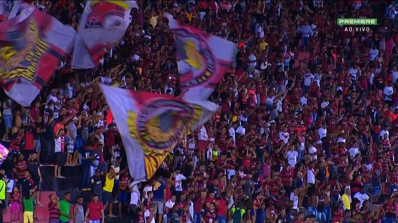 Melhores momentos: Vitória 3 x 1 Oeste, pela 27ª rodada do Brasileiro Série B