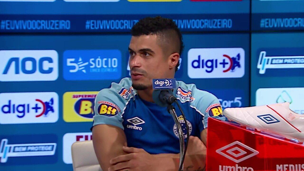Comentaristas analisam declaração de Egídio sobre ter certeza que Cruzeiro não vai cair