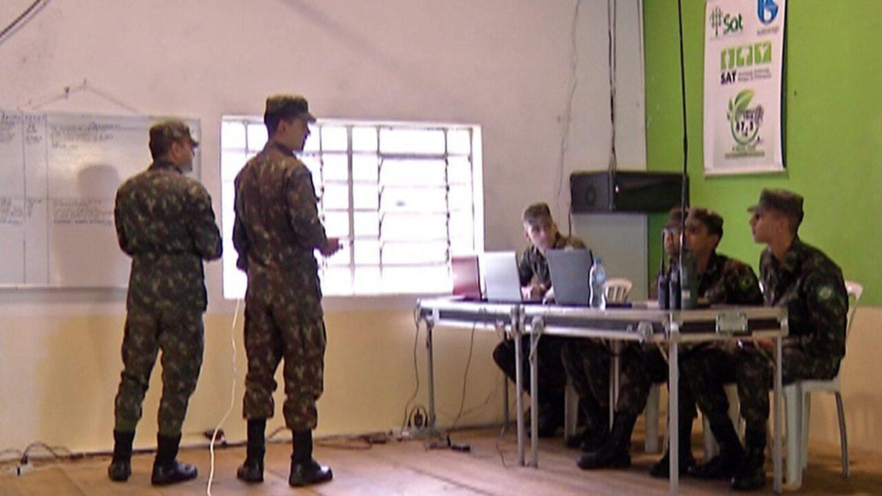 Cidades do Alto Tietê são escolhidas para treinamento do Exército