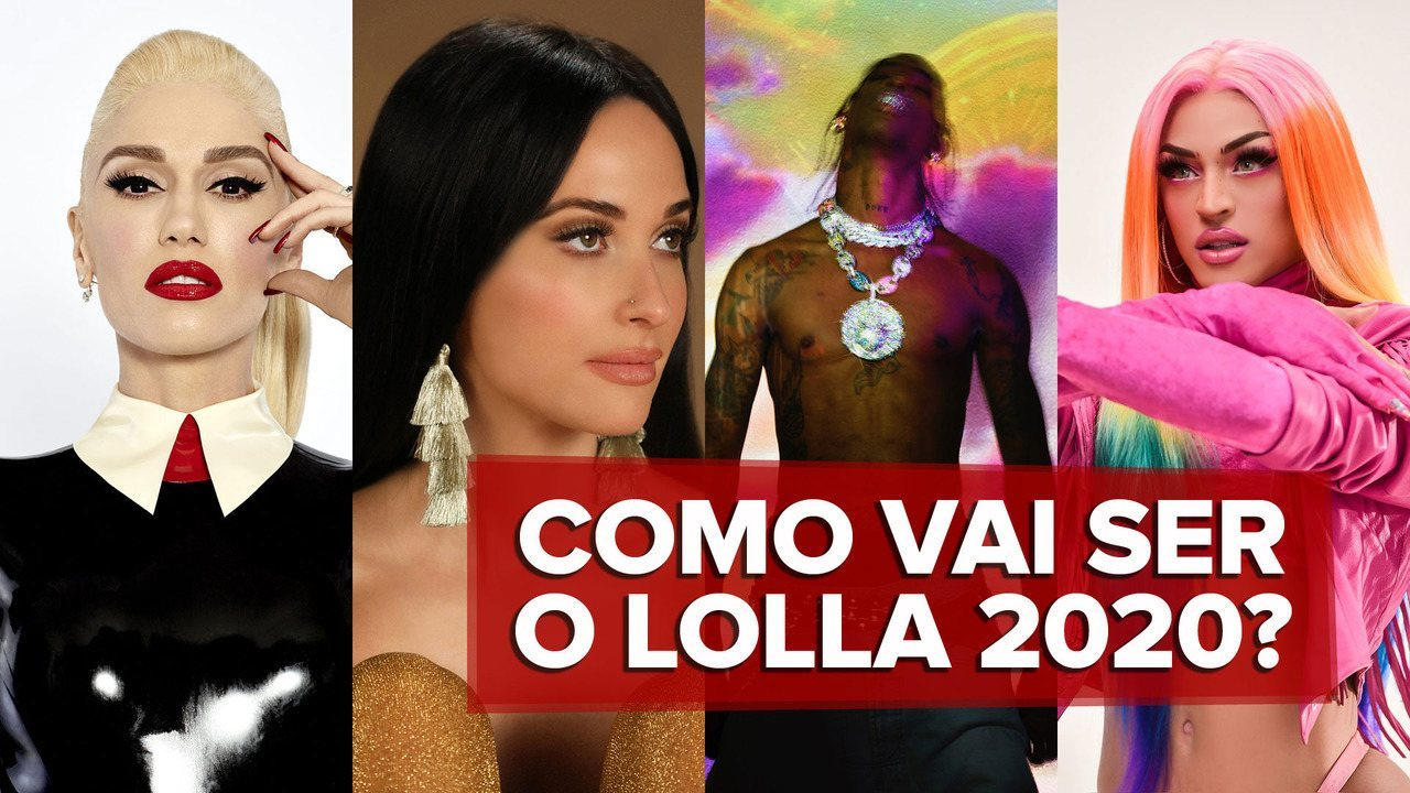 Lollapalooza 2020: Vídeo mostra primeiras impressões do line-up do festival