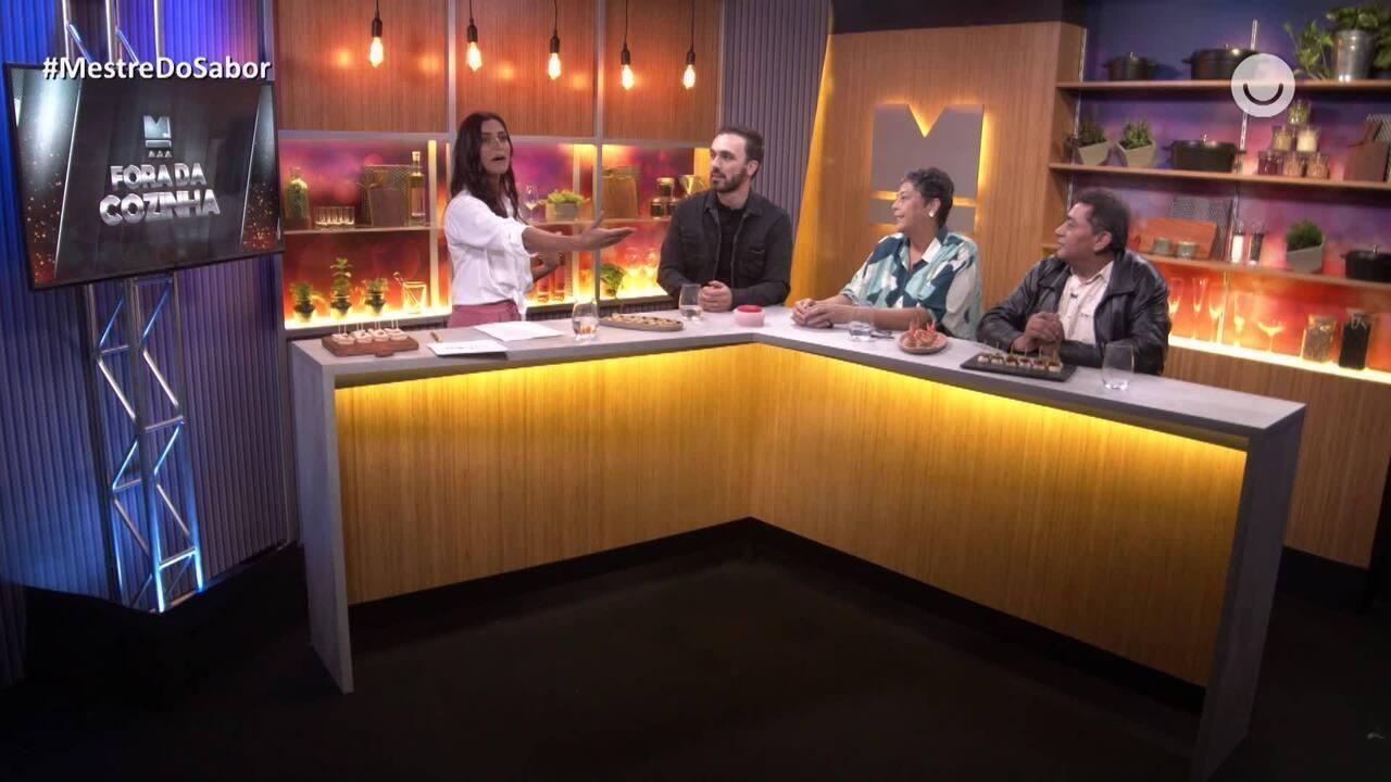 'Fora da Cozinha' Veja o trecho que Maria Joana chama os chefs para dançar