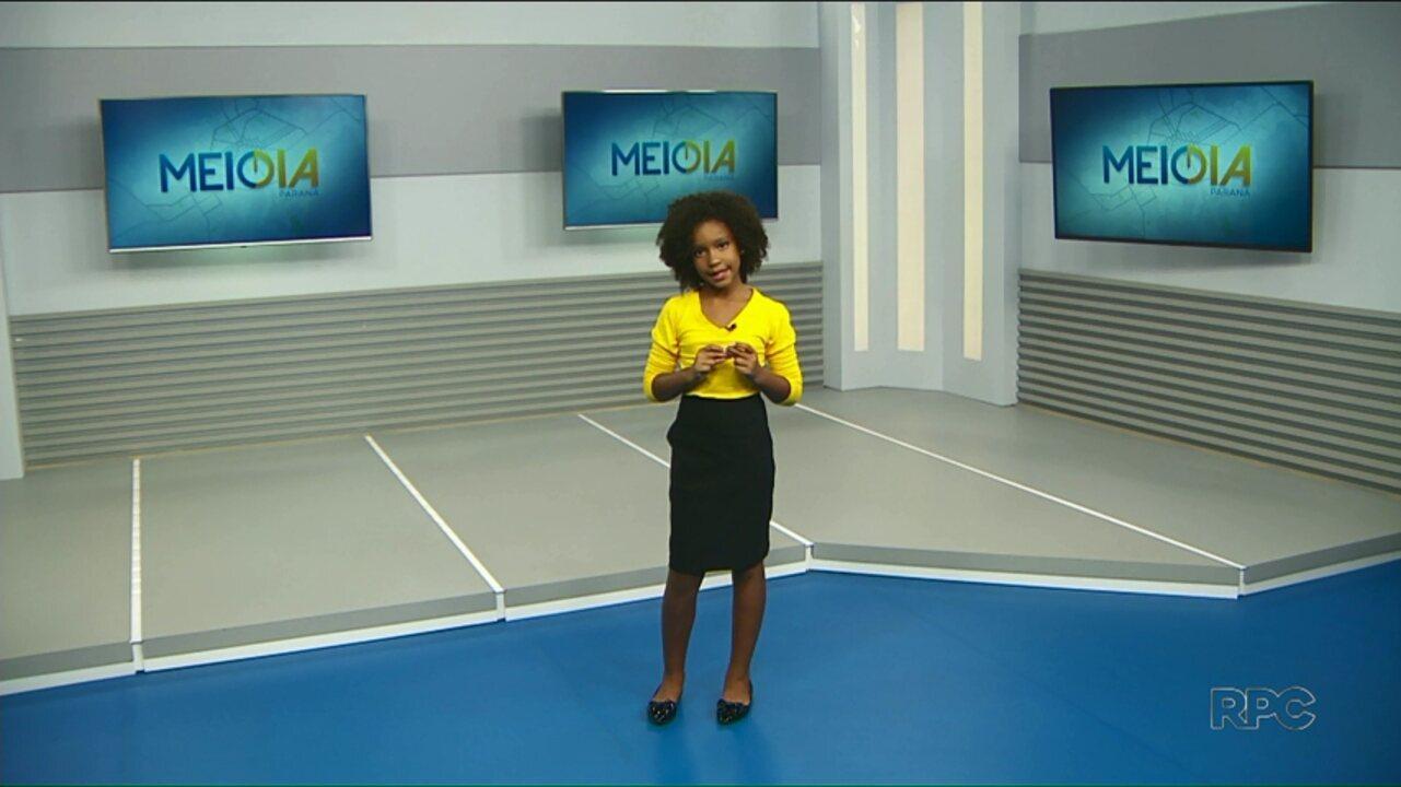 Sonho de profissão na infância pode influenciar na vida adulta: Marcela Victoria apresenta Meio-Dia PR