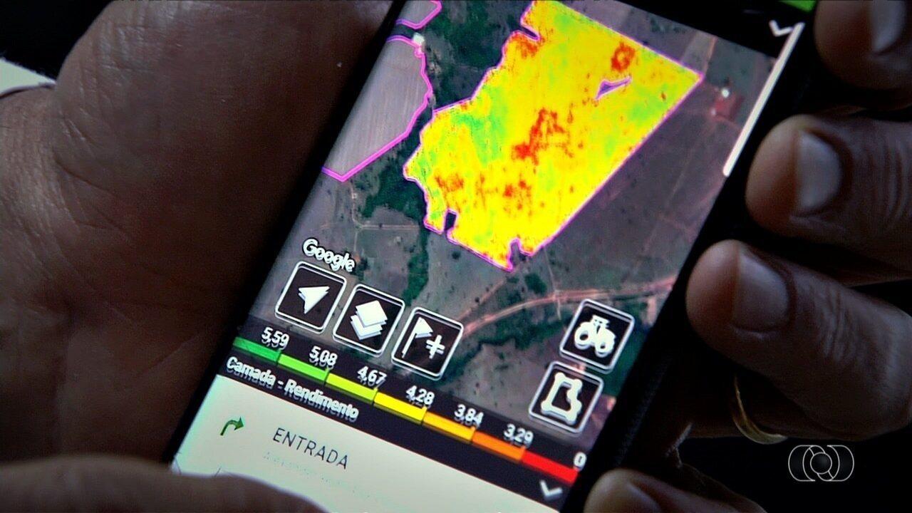 Agro Digital: Confira a reportagem especial sobre a tecnologia usada em fazendas
