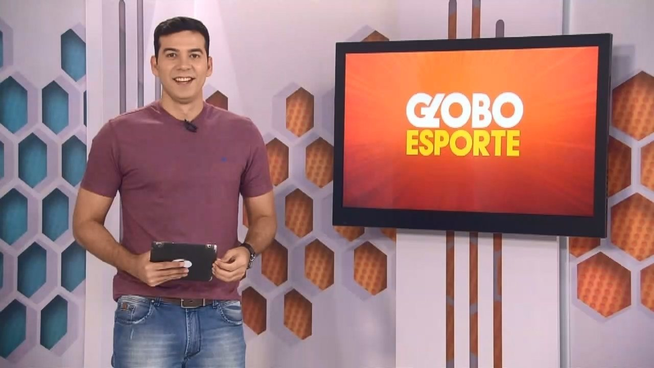 Confira a íntegra do Globo Esporte Triângulo Mineiro deste sábado - Globo Esprote - TV Integração - 12/10/2019