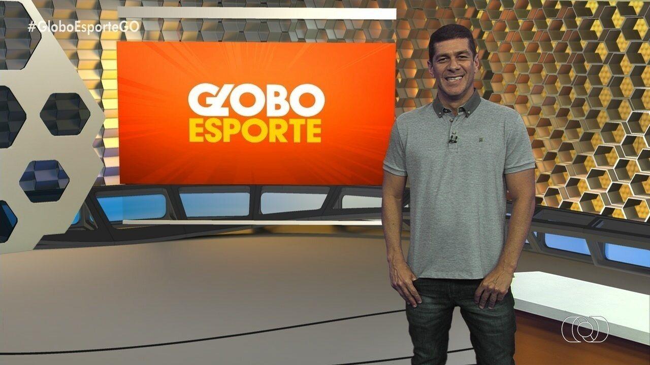 Globo Esporte GO - 12/10/2019 - Íntegra - Confira a íntegra do programa Globo Esporte GO - 12/10/2019
