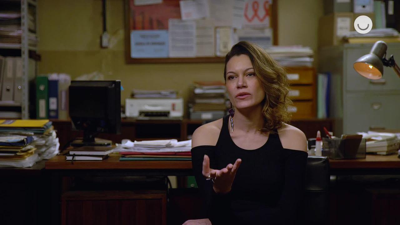 Hermila Guedes fala sobre sua personagem Sônia e violência doméstica