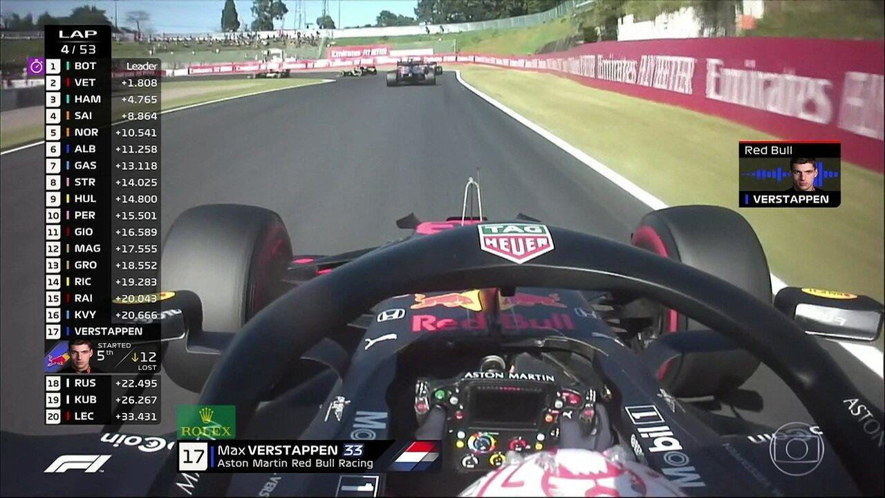 Equipe informa Verstappen que Leclerc não será punido