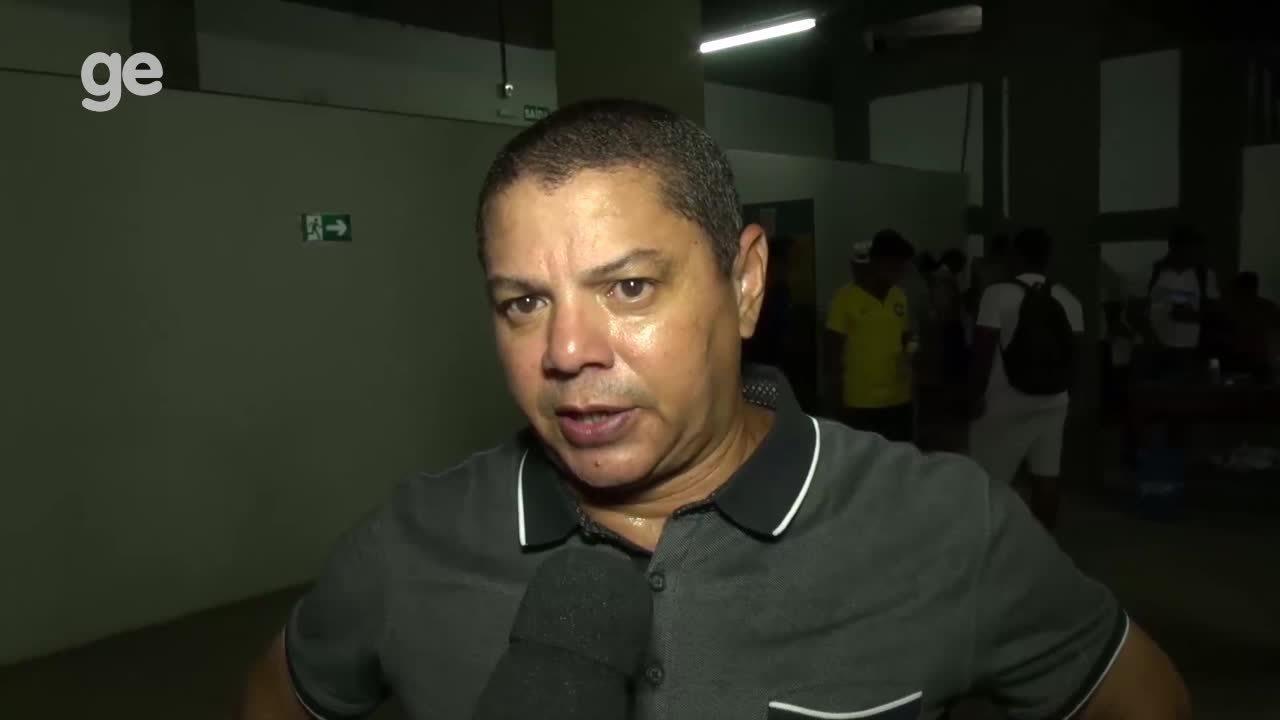 """Técnico do Cori-Sabbá desabafa após empate na semi em casa: """"Gosto amargo"""""""