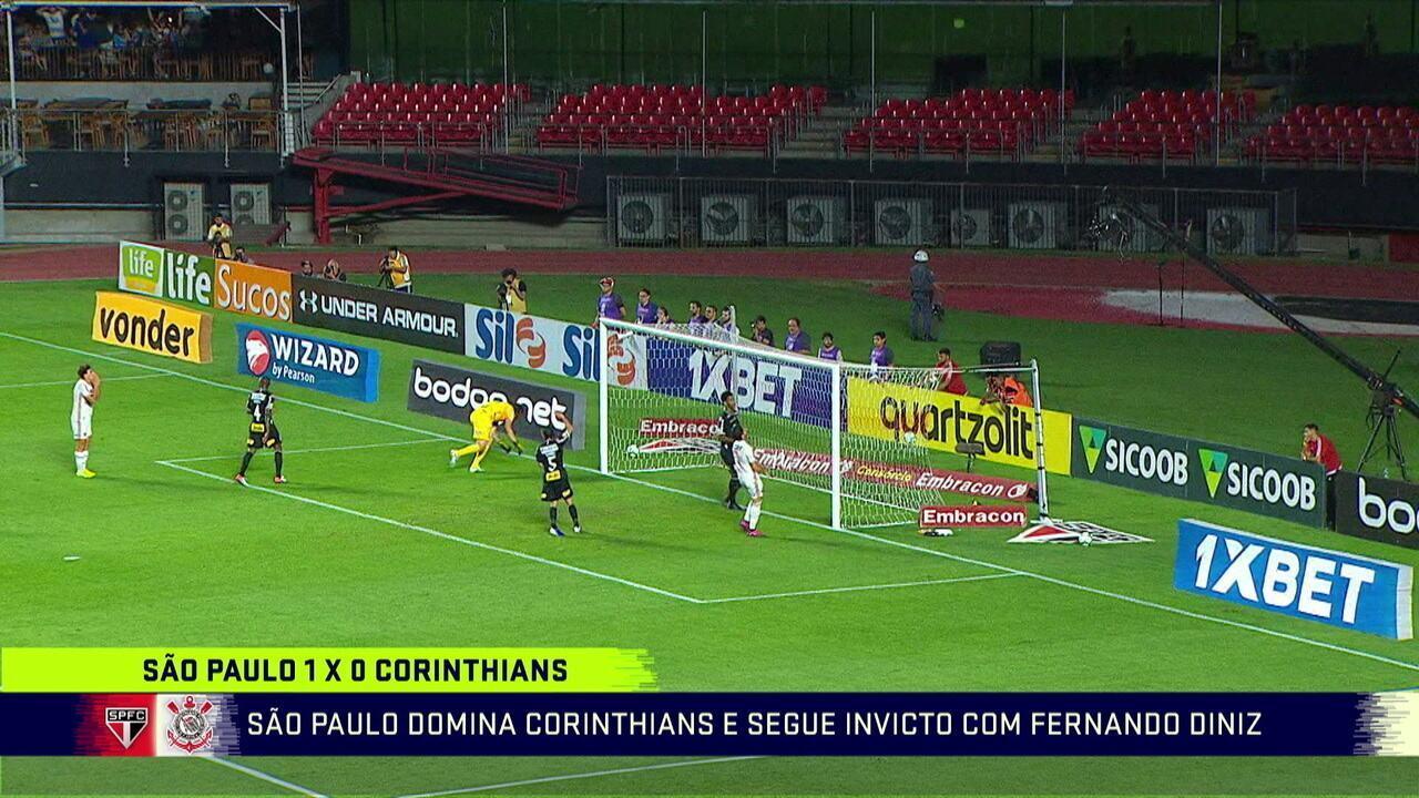 Comentaristas analisam vitória do São Paulo sobre o Corinthians no Majestoso
